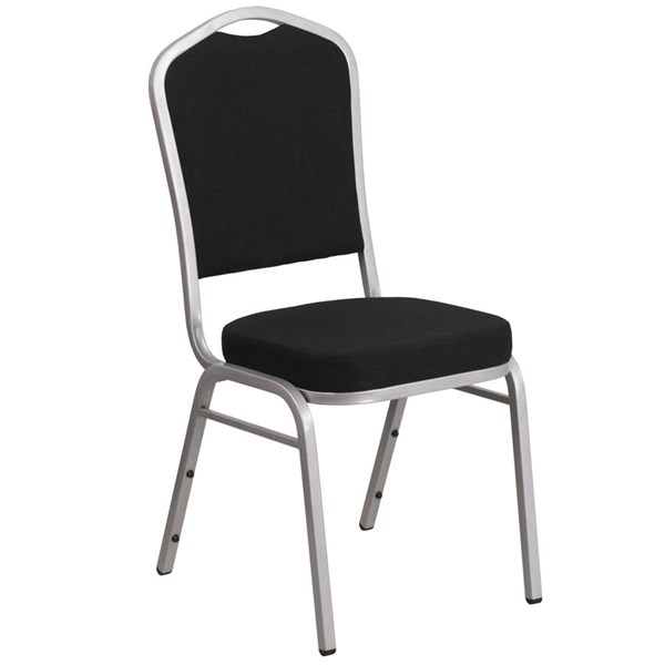 Flash Furniture Hercules Black Stacking Banquet Chair FLF-FD-C01-S-11-GG