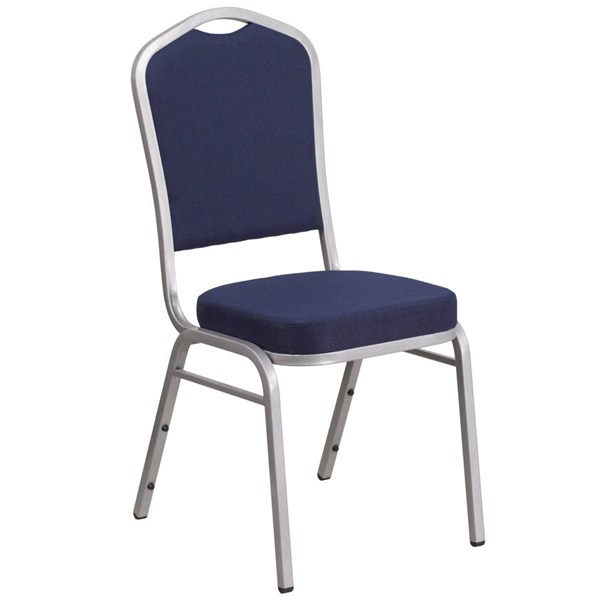 Flash Furniture Hercules Navy Stacking Banquet Chair FLF-FD-C01-S-2-GG