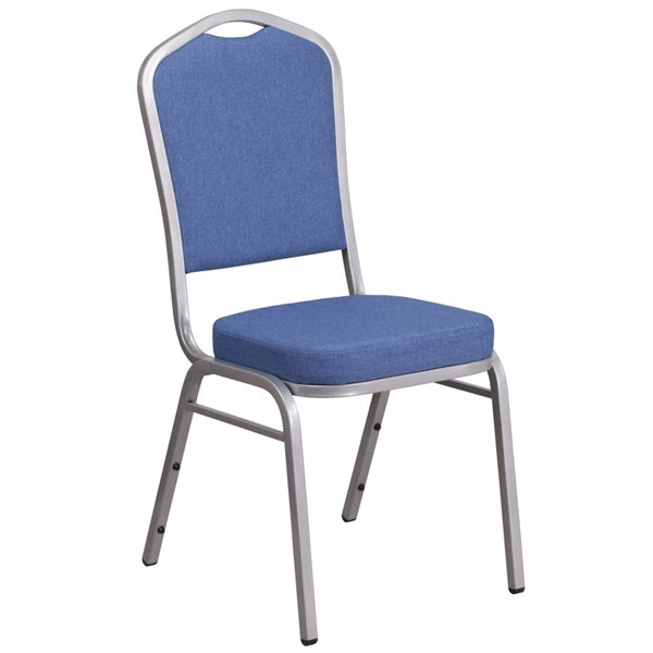 Flash Furniture Hercules Blue Stacking Banquet Chair FLF-FD-C01-S-7-GG