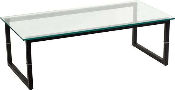 Flash Furniture Glass Coffee Table FLF-FD-COFFEE-TBL-GG