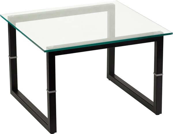Flash Furniture Glass End Table FLF-FD-END-TBL-GG