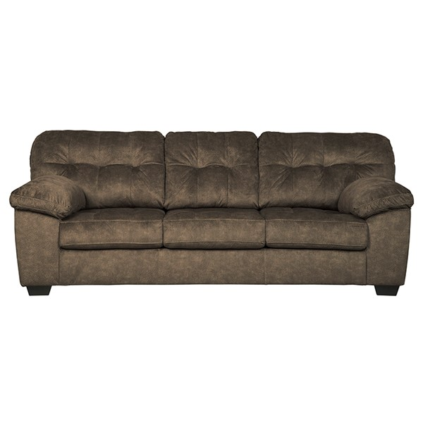 Flash Furniture Accrington Earth Microfiber Sofa FLF-FSD-1339SO-ERT-GG