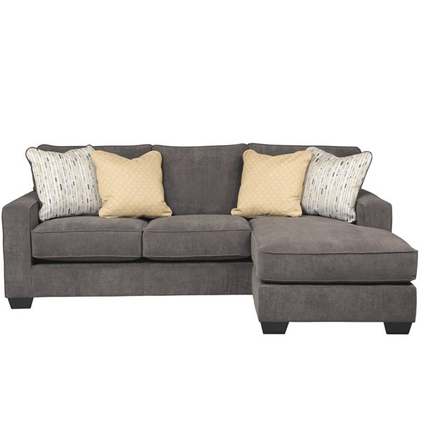 Flash Furniture Hodan Marble Microfiber Sofa FLF-FSD-7979SOFCH-MBL-GG