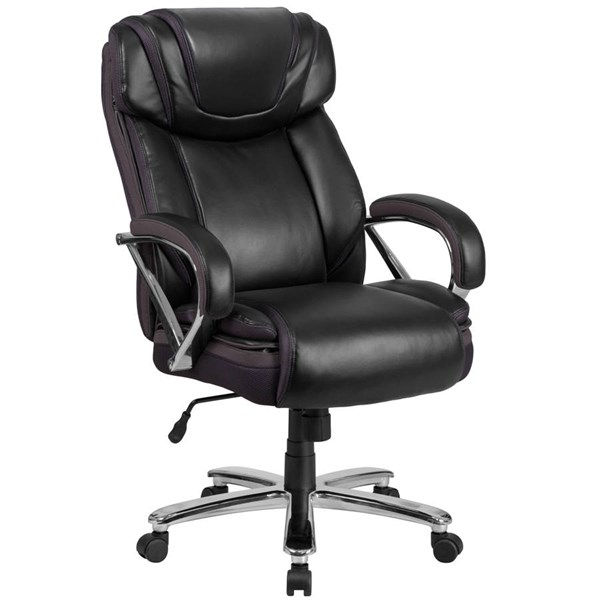 Flash Furniture Hercules Executive Swivel Chairs with Extra Wide Seat FLF-GO-2092M-1-OFF-CH-VAR