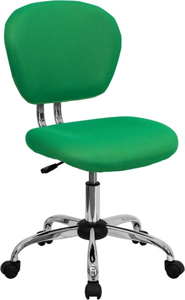 Flash Furniture Bright Green Mesh Adjustable Height Task Chair FLF-H-2376-F-BRGRN-GG