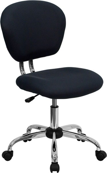 Flash Furniture Gray Mesh Adjustable Height Task Chair FLF-H-2376-F-GY-GG