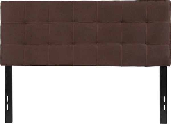 Flash Furniture Bedford Dark Brown Full Headboard FLF-HG-HB1704-F-DBR-GG