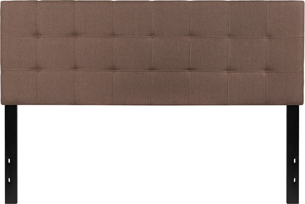 Flash Furniture Bedford Camel Queen Headboard FLF-HG-HB1704-Q-C-GG