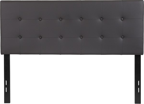Flash Furniture Lennox Gray Full Headboard FLF-HG-HB1705-F-GY-GG
