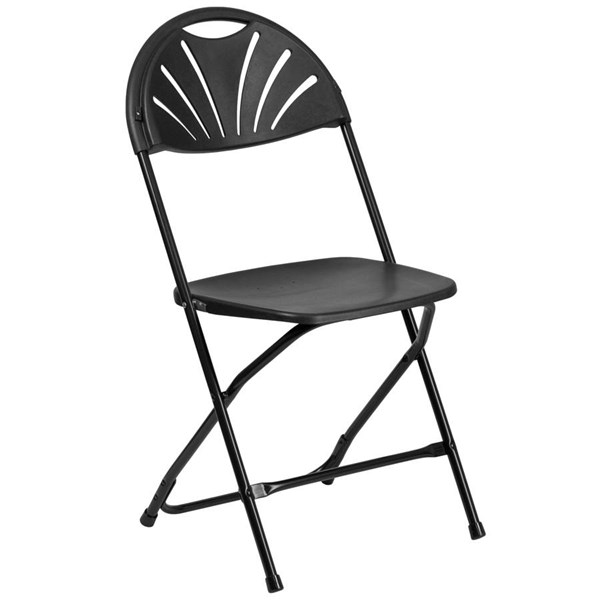 Flash Furniture Hercules Capacity Fan Back Metal Folding Chairs FLF-LE-L-4-OUT-CH-VAR