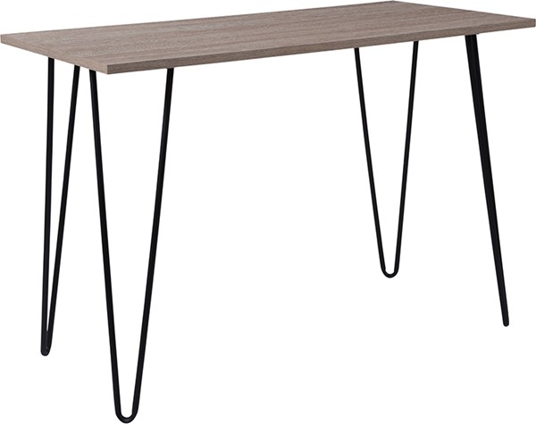 Flash Furniture Oak Park Driftwood Console Table FLF-NAN-JH-1702-GG