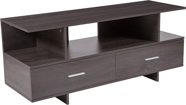 Flash Furniture Fields Driftwood TV Stand FLF-NAN-JH-1759-GG