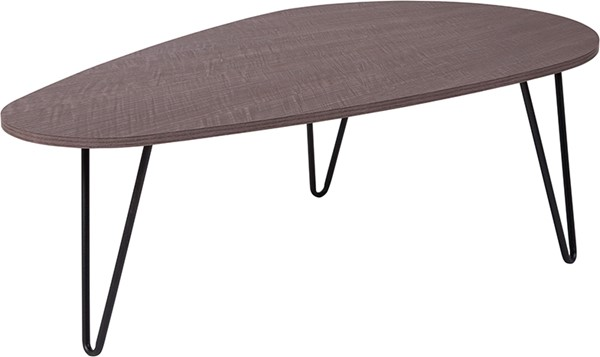 Flash Furniture Westminster Oak Coffee Table FLF-NAN-JH-1780-GG