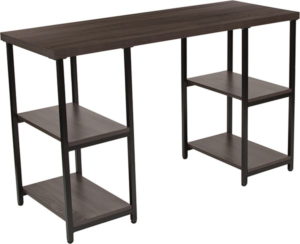 Flash Furniture Homewood Driftwood Console Table FLF-NAN-JN-21704-GG