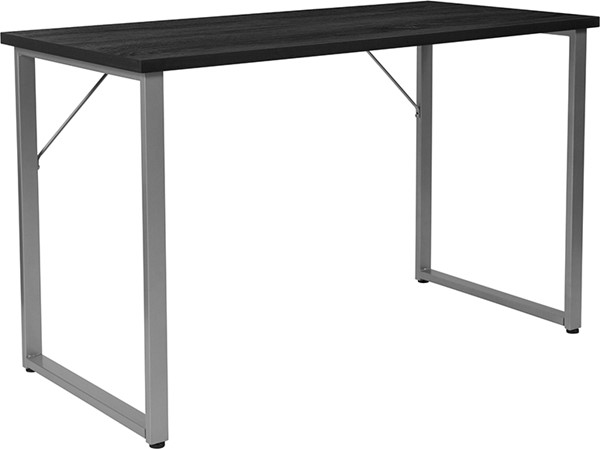 Flash Furniture Harvey Black Computer Desk FLF-NAN-JN-21721-GG