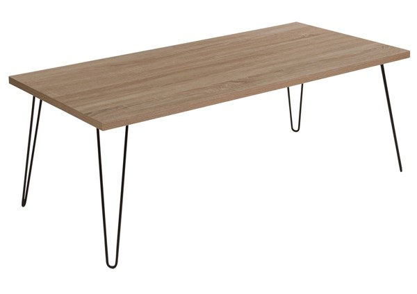 Flash Furniture Union Square Sonoma Oak Coffee Table FLF-NAN-JN-2628CT-GG