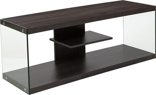 Flash Furniture Cedar Lane Driftwood TV Stand FLF-NAN-TS1018-GG