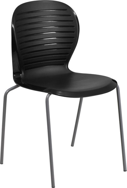 Flash Furniture Hercules Stack Chair FLF-RUT-3-GG-OUT-CH-VAR