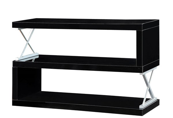 Furniture of America Niamh 3 Layer Shelves FOA-CM-AC291-BC-3-VAR