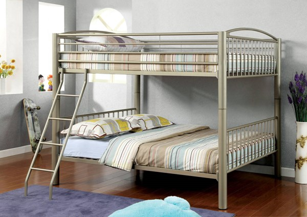 Furniture of America Lovia Bunk Beds FOA-CM-BK1037-BBED-VAR