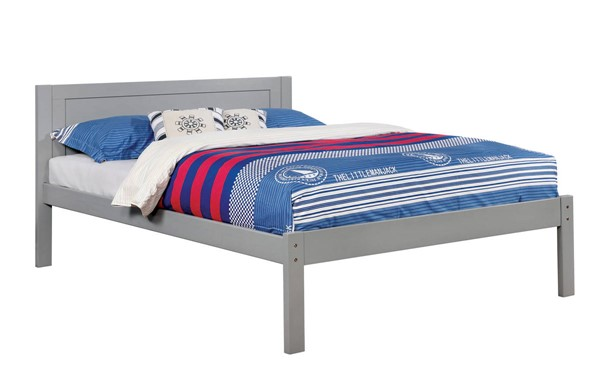 Furniture Of America Annemarie Gray Full Bed FOA-CM-BK965GY-F-BED