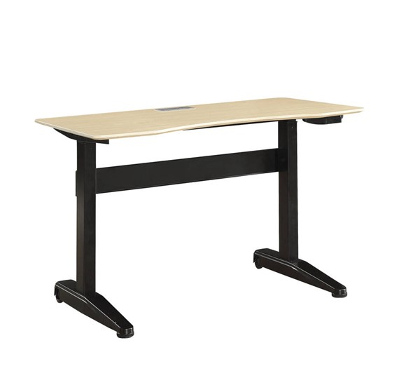 Furniture of America Kilkee Adjustable Height Small Desks FOA-CM-DK6092S-TB-VAR
