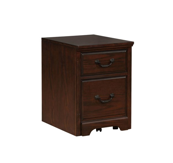 Furniture of America Tami Cabinet with Casters FOA-CM-DK6384CS