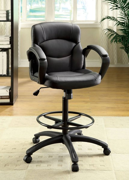 Furniture of America Belleville Adjustable Height Office Chair FOA-CM-FC610