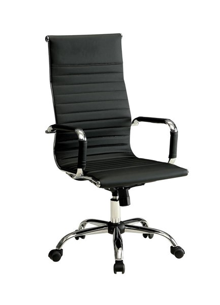 Furniture of America Avondale High Back Office Chairs FOA-CM-FC628L-CH-VAR