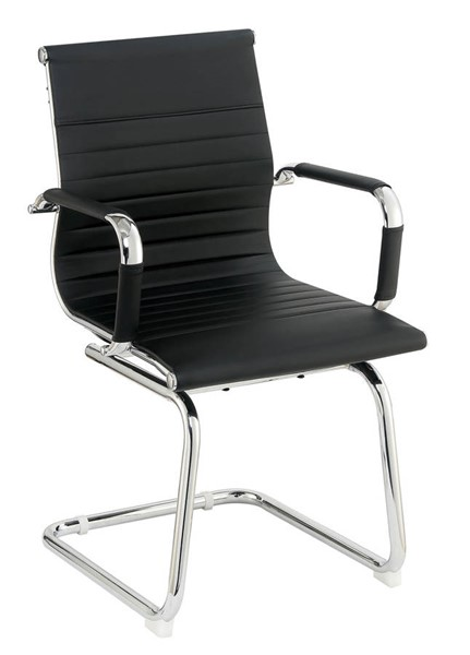 Furniture of America Mesa Black Office Chair FOA-CM-FC657BK