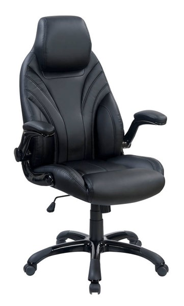 Furniture of America Balta Black Gray Office Chairs FOA-CM-FC659-HO-CH-VAR