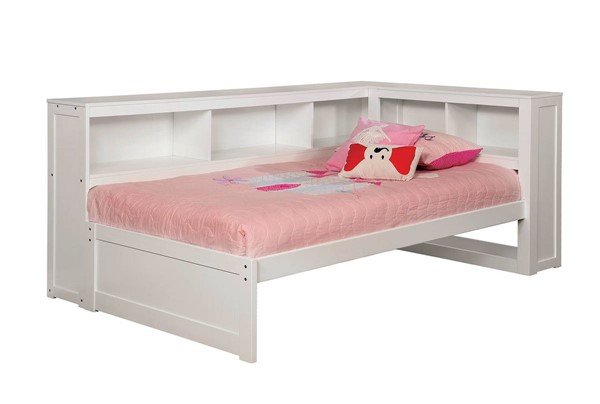 Furniture of America Frankie White Twin Daybed FOA-CM1738WH-T-BED