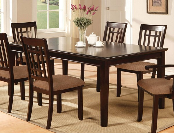 Furniture of America Central Park I Dining Table FOA-CM3100T
