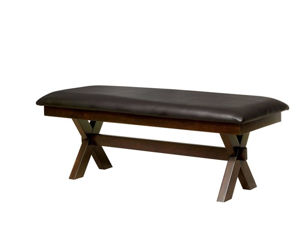 Furniture of America Jolie Bench FOA-CM3163BN