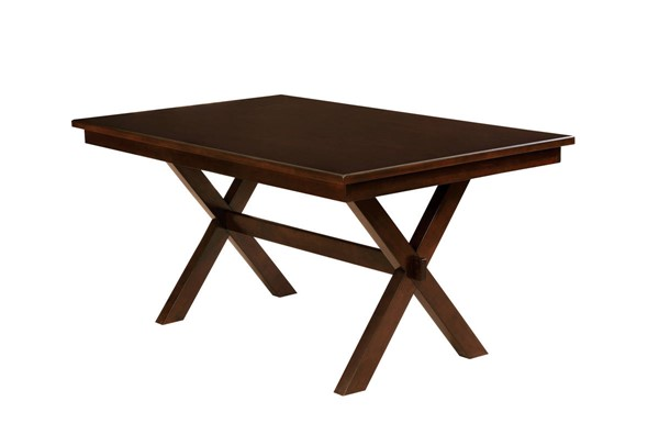 Furniture of America Jolie Dining Table FOA-CM3163T