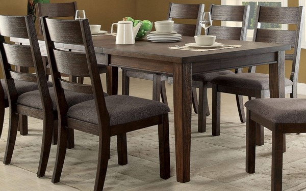 Furniture of America Isadora Dining Table FOA-CM3191T