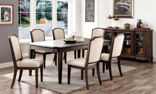 Furniture of America Haylee Dining Room Set FOA-CM3193-DR