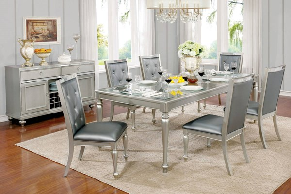 Furniture of America Sarina Dining Room Set FOA-CM3229-DR