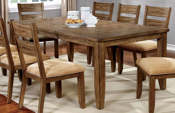 Furniture of America Ava Dining Table FOA-CM3287T