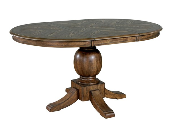 Furniture Of America August Light Oak Dining Table FOA-CM3305OT-TABLE
