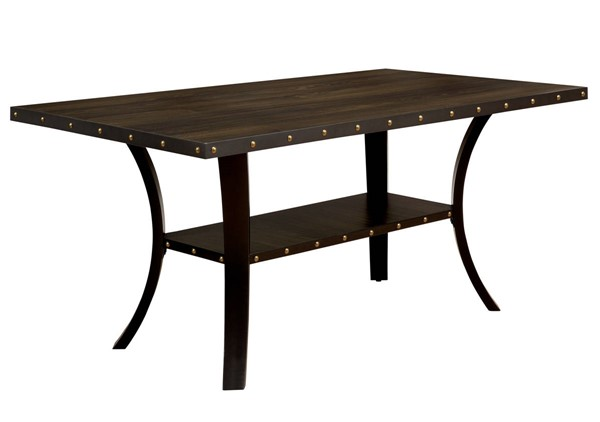 Furniture of America Kaitlin Dining Table FOA-CM3323T-TABLE