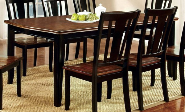 Furniture of America Dover Dining Tables FOA-CM3326-DT-VAR