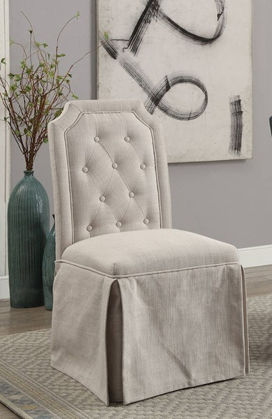 Furniture of America New Ross Side Chairs FOA-CM3343SC-VAR