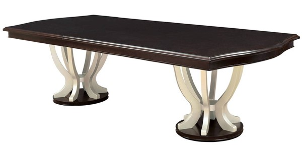 Furniture of America Ornette Dining Table FOA-CM3353T-TABLE
