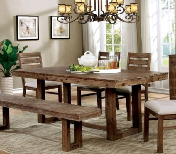 Furniture of America Lidgerwood Table FOA-CM3358T