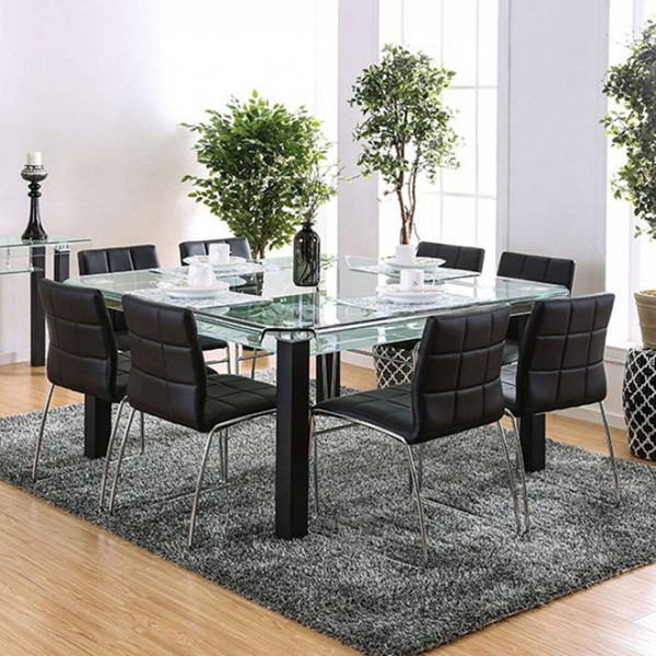 Furniture of America Batesland I Dining Table FOA-CM3363T-TABLE