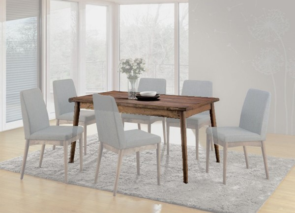 Furniture of America Eindride Dining Table FOA-CM3371T