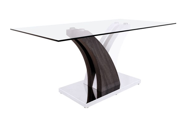 Furniture of America Svana Dining Table FOA-CM3382T-TABLE