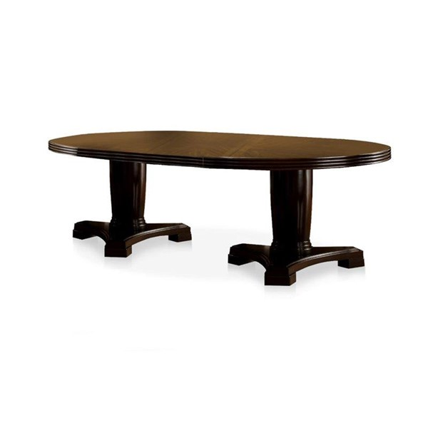 Furniture of America Evelyn Dining Table FOA-CM3418T-TABLE