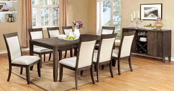 Furniture of America Forbes I Dining Room Set FOA-CM3435-DR